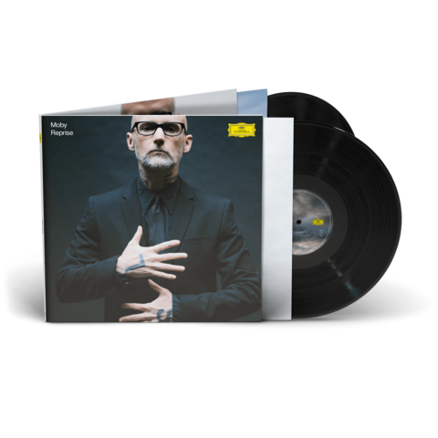 Reprise (2LP) by Moby - 2LP - shop now at Moby Store store
