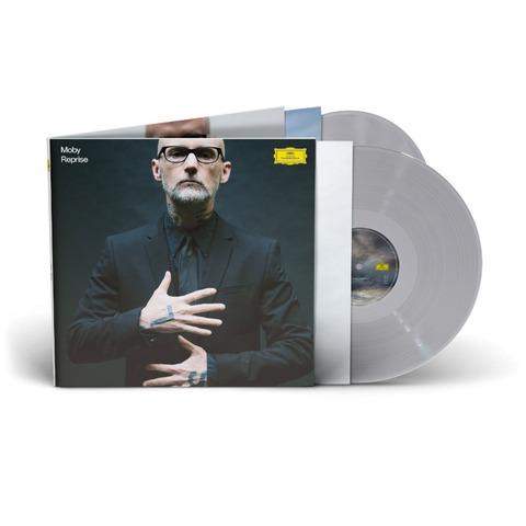 Reprise (Ltd. Grey 2LP) by Moby - 2LP - shop now at Moby Store store